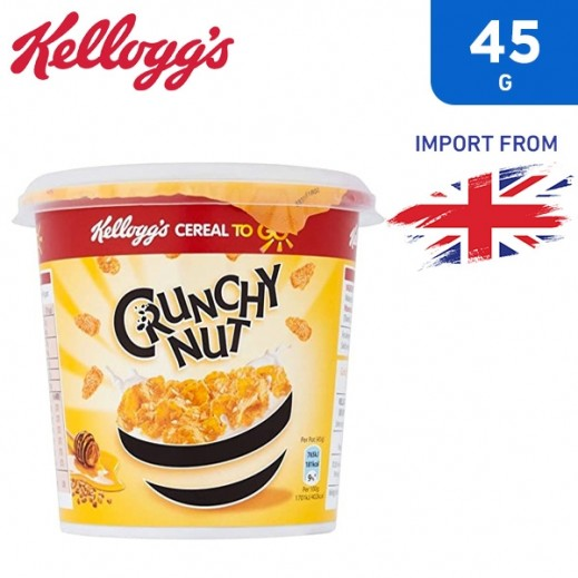 Kellogg's Cereal To Go Crunchy Nut 45 g