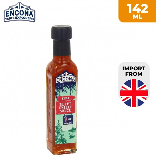 Encona Thai Sweet Chilli Sauce 142 ml