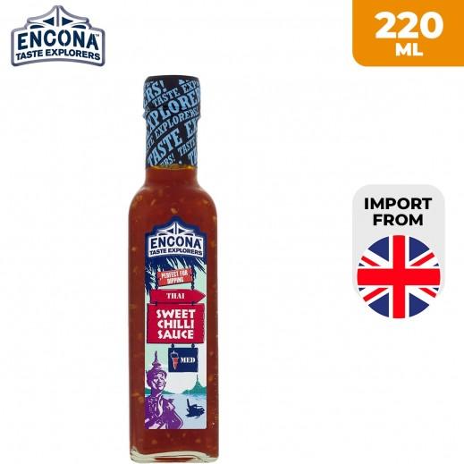 Encona Thai Sweet Chilli Hot Sauce 220 ml