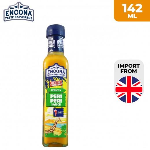 Encona African Peri Peri Hot Sauce 142 ml