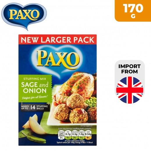 Paxo Sage & Onion Stuffing Mix 170 g