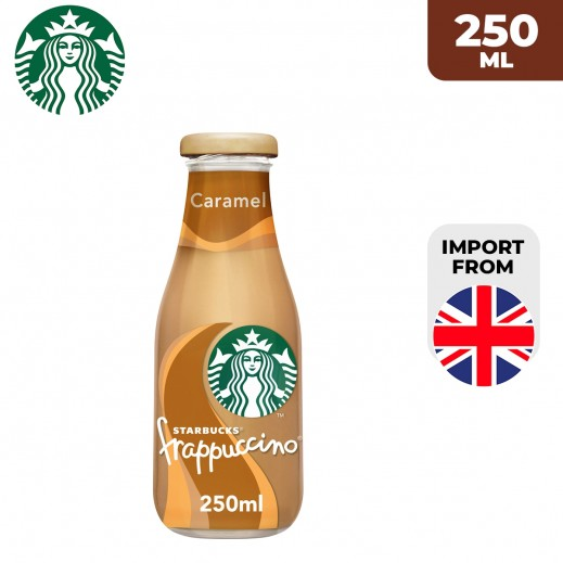 Starbucks Frappuccino Caramel Drink 250 ml