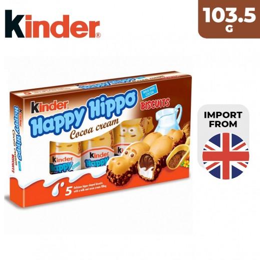 Kinder Happy Hippo Cacao Biscuit 103.5 g