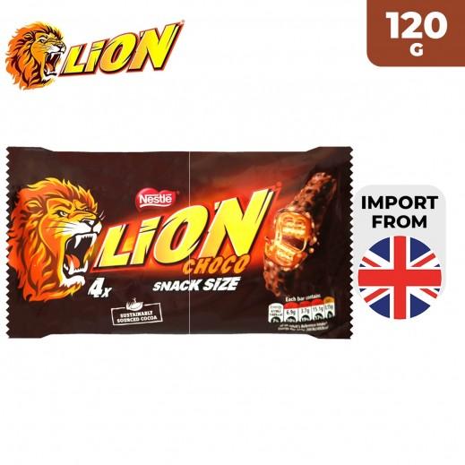 Nestle Lion Milk Chocolate Bar 120 g