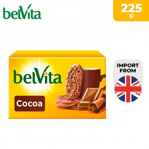 Belvita Cocoa With Choc Chips Biscuit 225 g