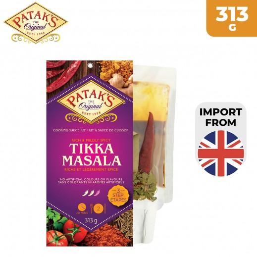 Patak's 3 Simple Steps Tikka Masala 313 g