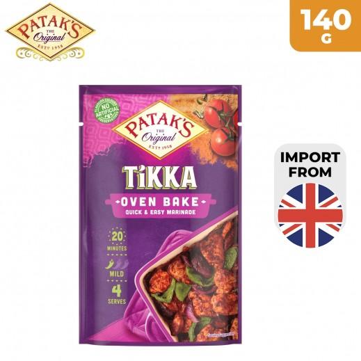 Patak's Oven Bake Tikka Masala 140 g