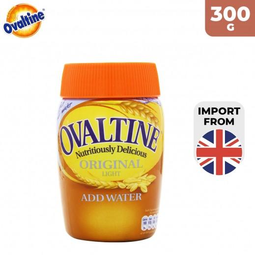 Ovaltine Original Add Water Drink Jar 300 g