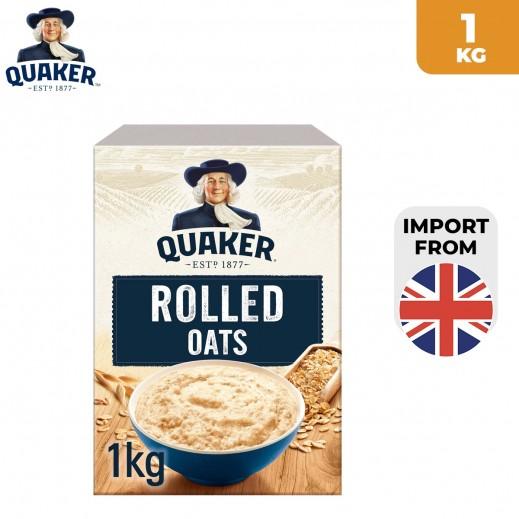 Quaker Oats Porridge Rolled Oats 1 kg
