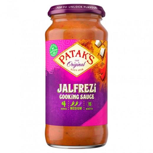 Patak's Jalfrezi Cooking Sauce 450 g