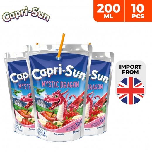 Capri Sun Mystic Dragon Juice 10 x 210 ml