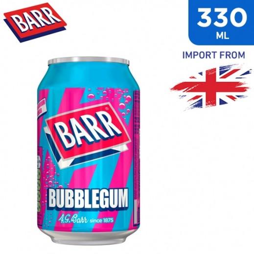 Barr Protein Zero Sugar Drinks Bubblegum 330 ml