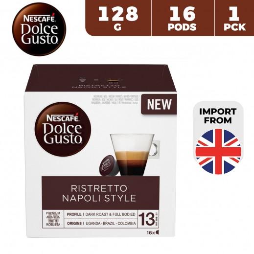 Nescafe Dolce Gusto Napoli 16 Caps 128 g