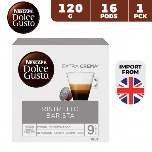 Nescafe Dolce Gusto Espresso Barista 16 Caps 120 g