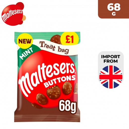 Maltesers Buttons Treat Bags 68 g