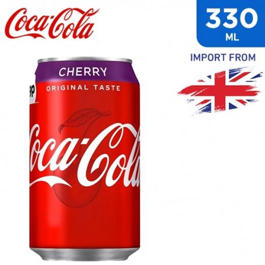 Coca Cola Classic Cherry 330 ml