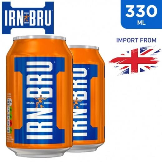 Irn Bru Regular Drink Can 330 ml