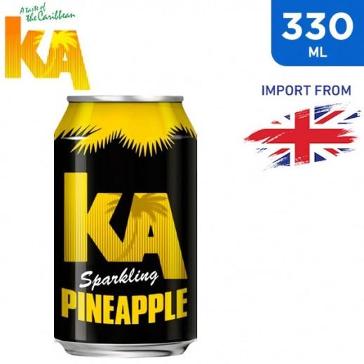 KA Sparkling Pineapple 330 ml
