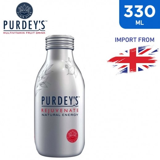Purdey's Rejuvenate Multi Vitamin Fruit Drink 330 ml