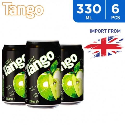 Tango Apple Softdrinks 6 x 330 ml