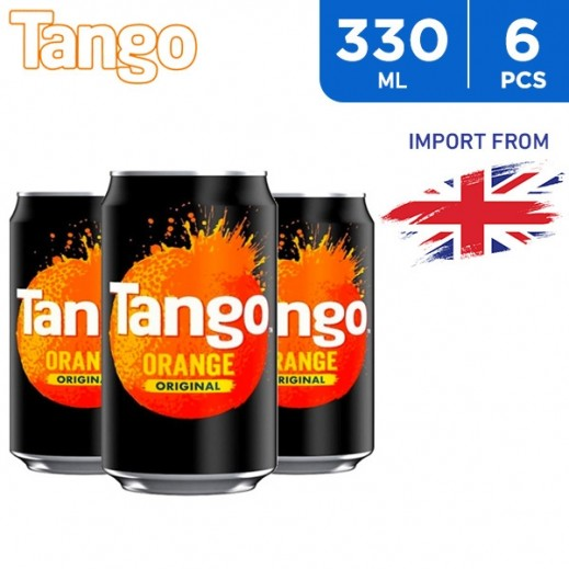 Tango Orange Softdrinks 6 x 330 ml