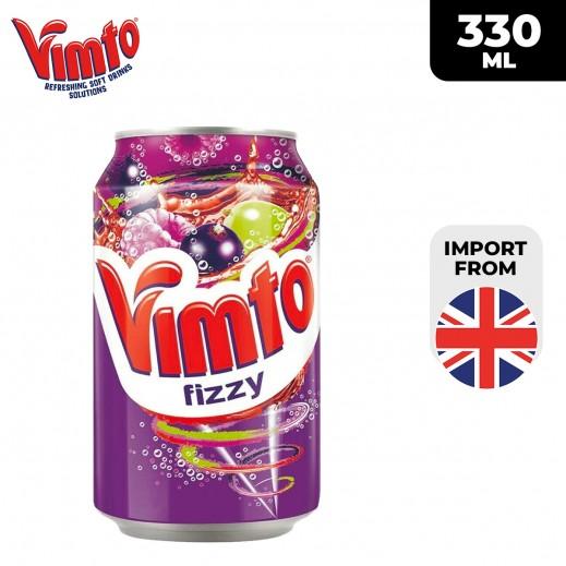 Vimto Fizzy Fruit Soda 330 ml