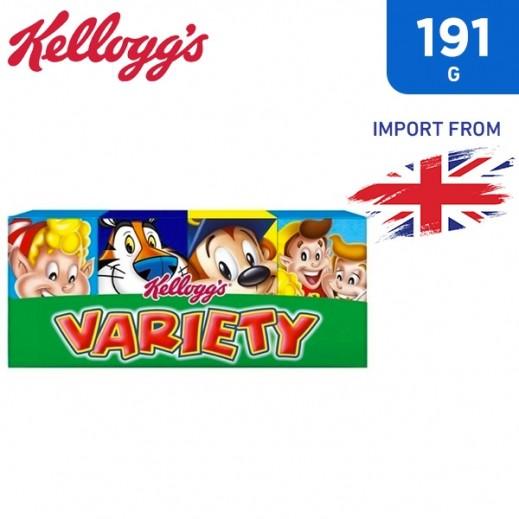 Kellogg's Corn Flakes Variety Pack 191 g