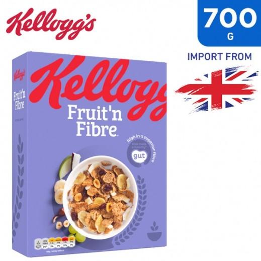 Kellogg's Fruit'N Fiber Cereals 700 g