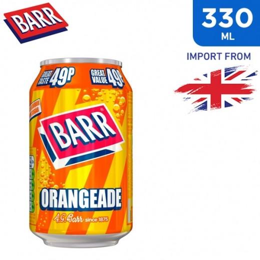 Barr Orangeade Can 330 ml