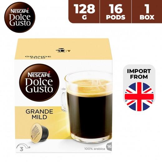 Nescafe Dolce Gusto Grande Mild 128 g (16 capsules)