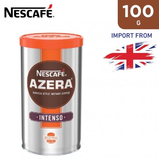 Nescafe Azera Intenso Barista Style Instant Coffee Tin 100 g