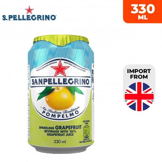 San Pellegrino Pompelmo Sparkling Grapefruit Juice 330 ml