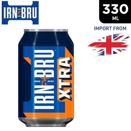 Irn Bru Extra Drink Can 330 ml