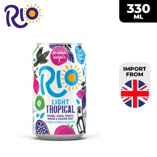 Rio Light Tropical Drink 330 ml