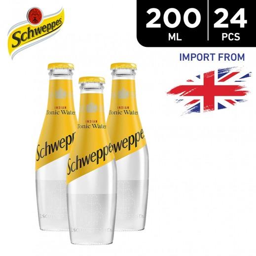 Schweppes Tonic Water 24 x 200 ml