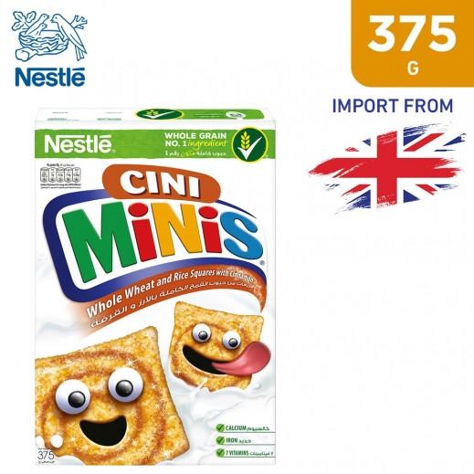 Nestle Cini Minis Whole Grain Cereal 375 g