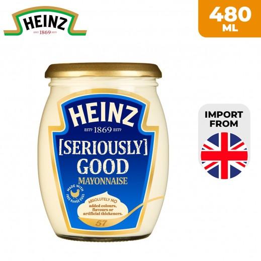 Heinz Seriously Good Mayonnaise 480 ml