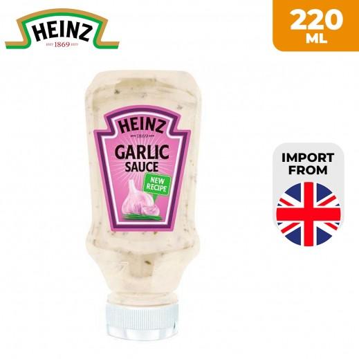 Heinz Garlic Sauce 220 ml
