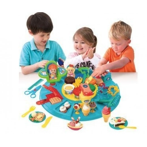 Al Toys Mega Set Dough Go Around
