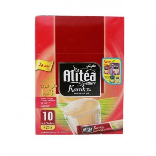 Alitea Signature Karak Tea Box 10 x  25 g