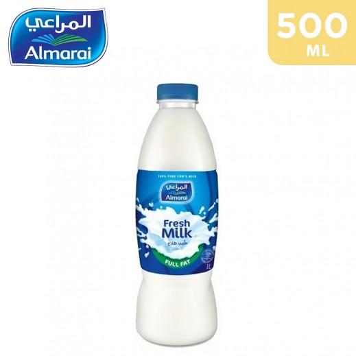 Almarai Full Fat Fresh Milk 500 ml
