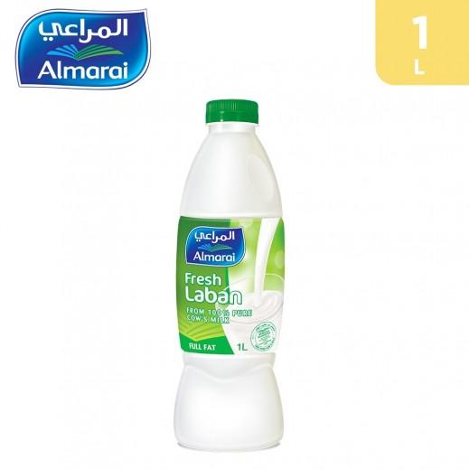 Almarai Fresh Laban Full Fat 1 L