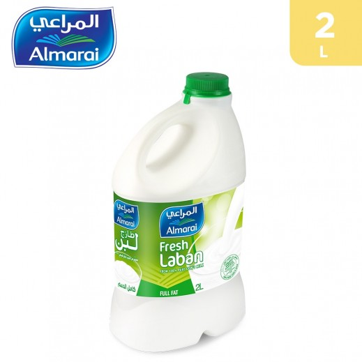 Almarai Fresh Laban Full Fat 2 L