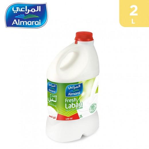 Almarai Fresh Laban Low Fat 2 L