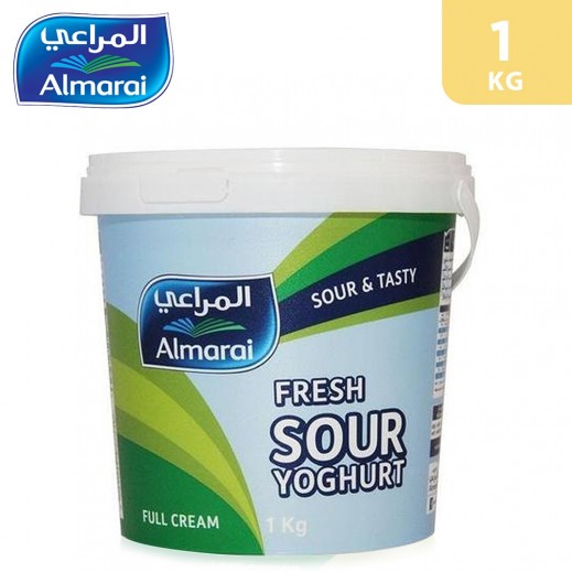 Almarai Zabadi Al Sham Full Fat Yoghurt 1 kg