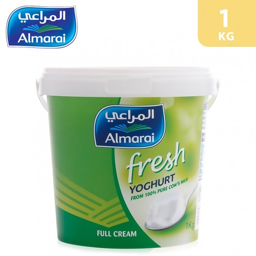 Almarai Full Fat Fresh Yoghurt 1 kg
