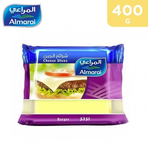 Almarai Cheese Slices Burger 400 g