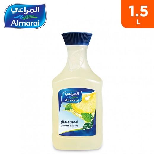 Almarai Lemon With Pulp Juice 1.5 L