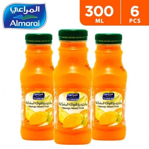 Almarai Mixed Mango Juice 6 x 300 ml