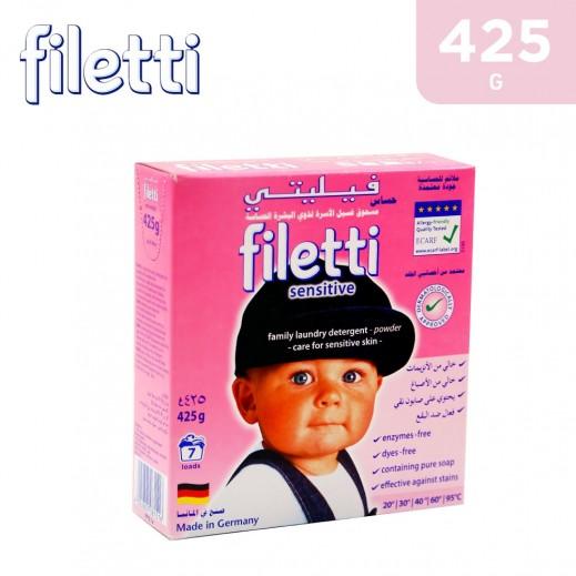 Filetti Sensitive Baby Powder Detergent 425 g